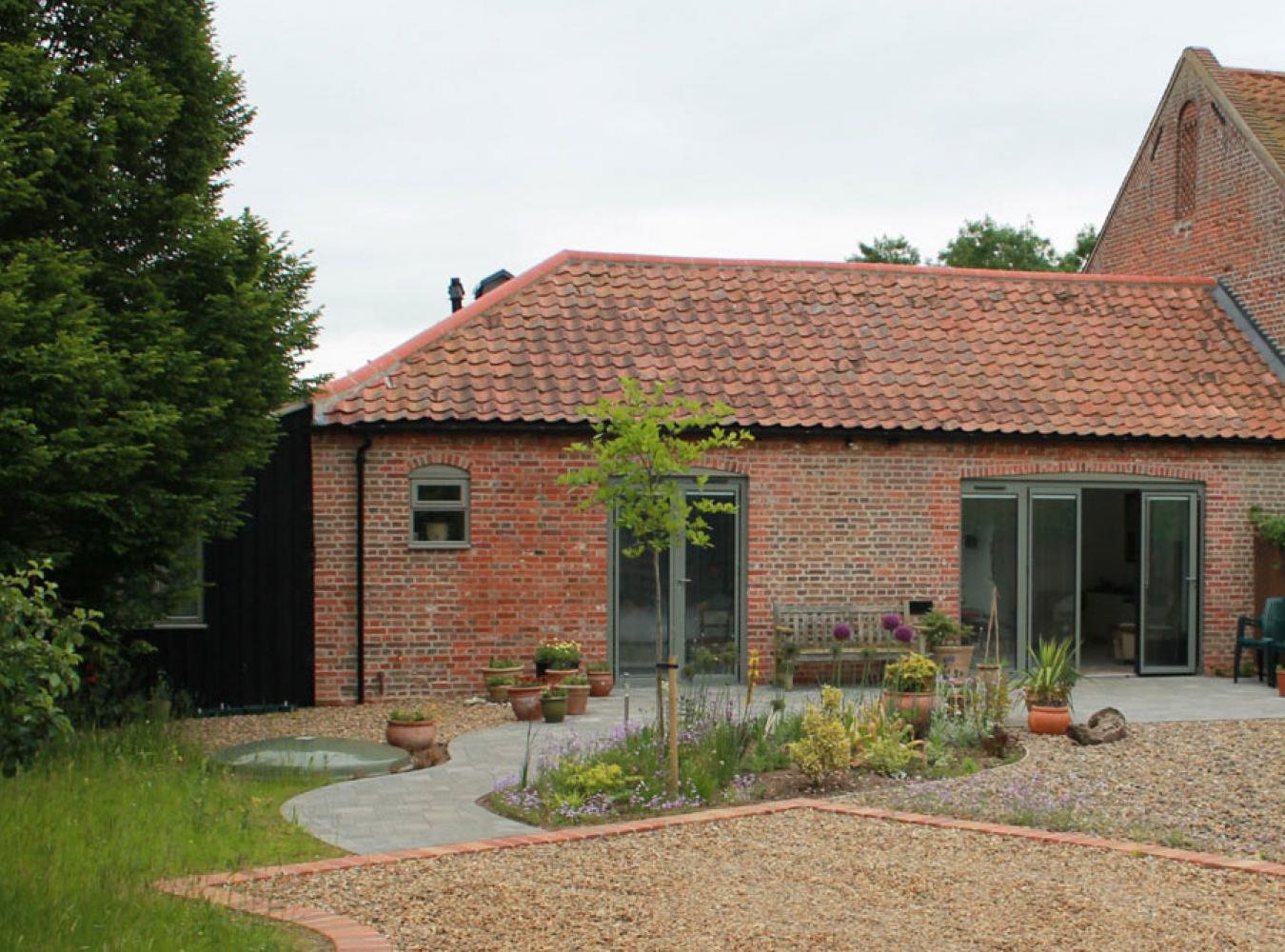 Barn Conversion In North Norfolk Smg Architects